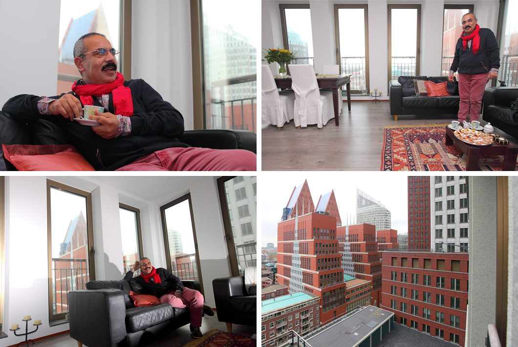 Fotografie voor woningcorporatie Den Haag