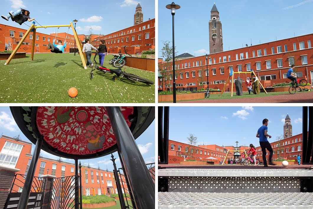 Architectuurfotografie in de Haagse Schilderswijk