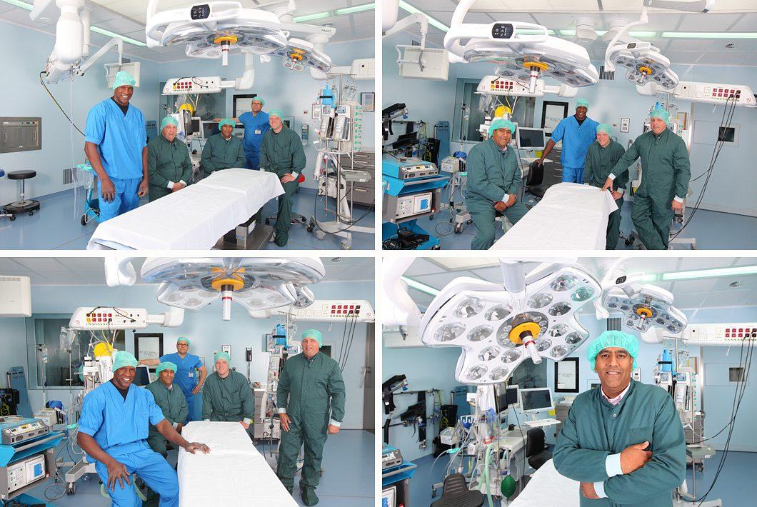Ziekenhuis fotografie