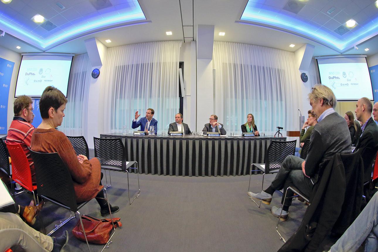 Congresfotografie van congresfotograaf in Den Haag