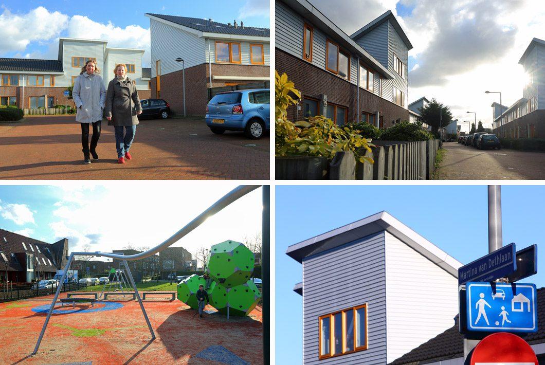 buurtreportage woningbouw architectuur