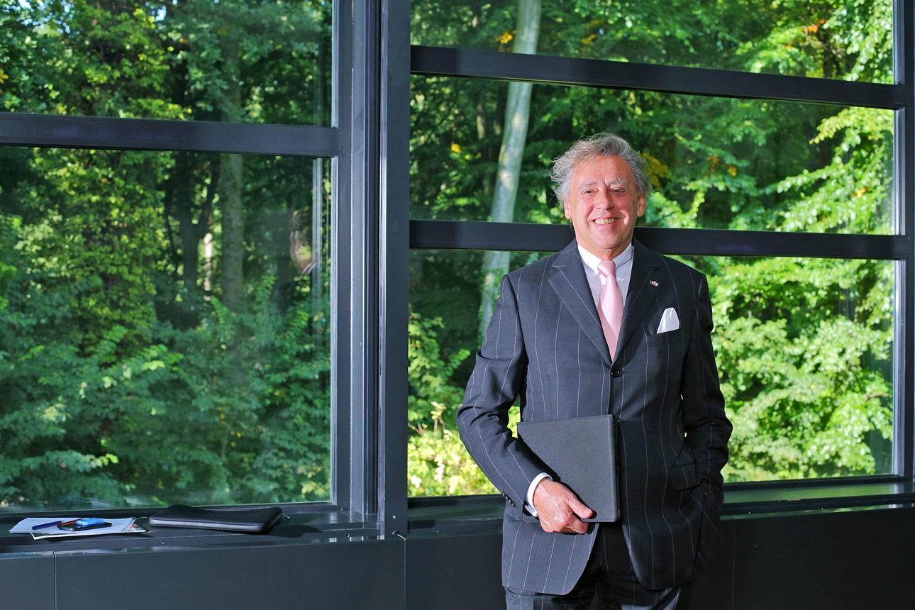 Portretfotografie, Politiek Den Haag, ex minister