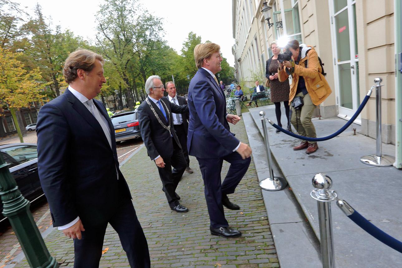 congres NGO Den Haag