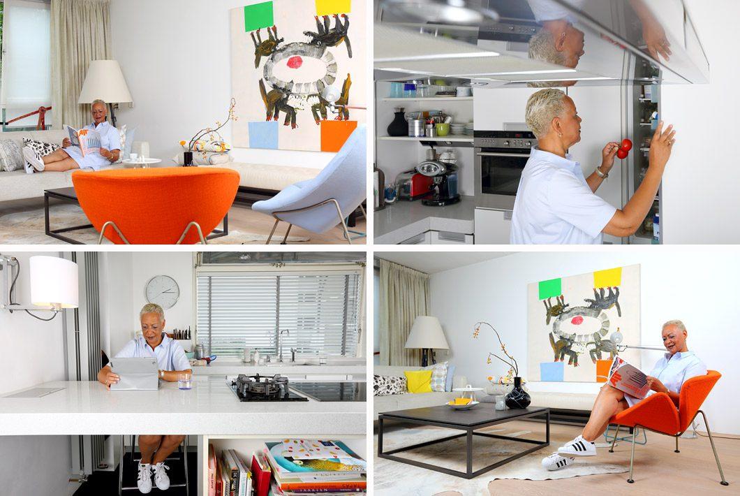 Interieurfotografie van fotograaf voor klanten in den for Loft interieur den haag