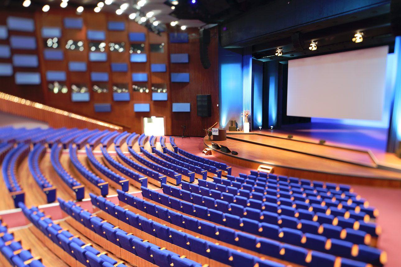 Interieurfotografie Den Haag World Forum