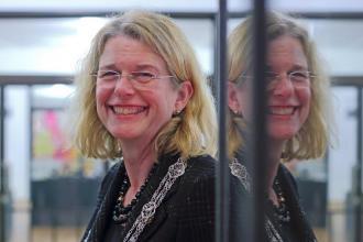 portret burgemeester Krikke