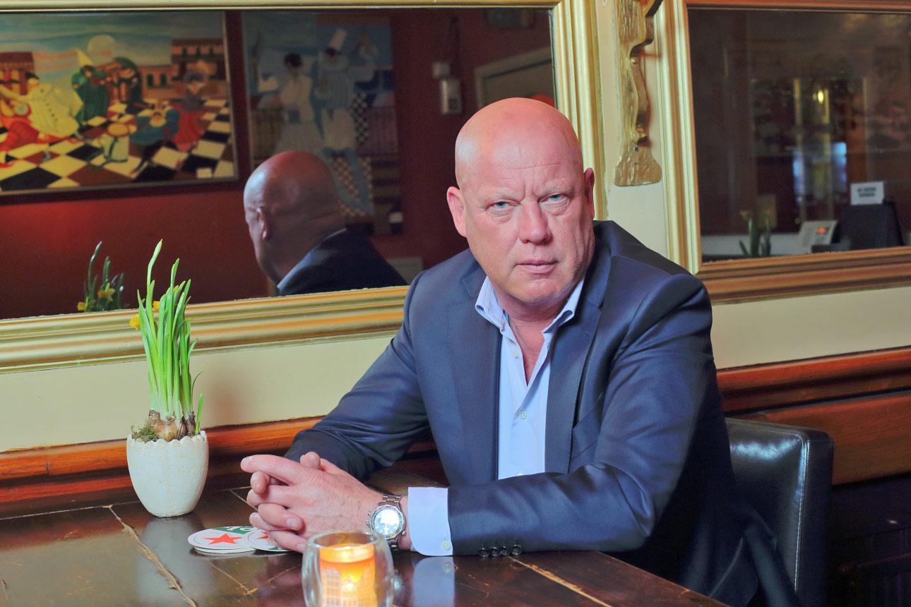 Portretfotografie, Politiek Den Haag, verslaggever