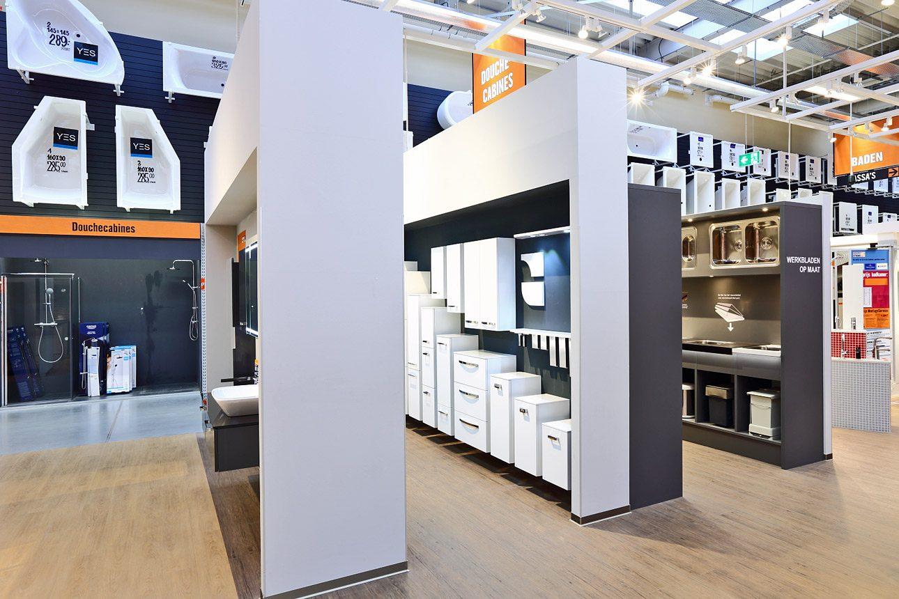 Winkelinrichting showroom interieur fotografie van for Interieur winkel den haag