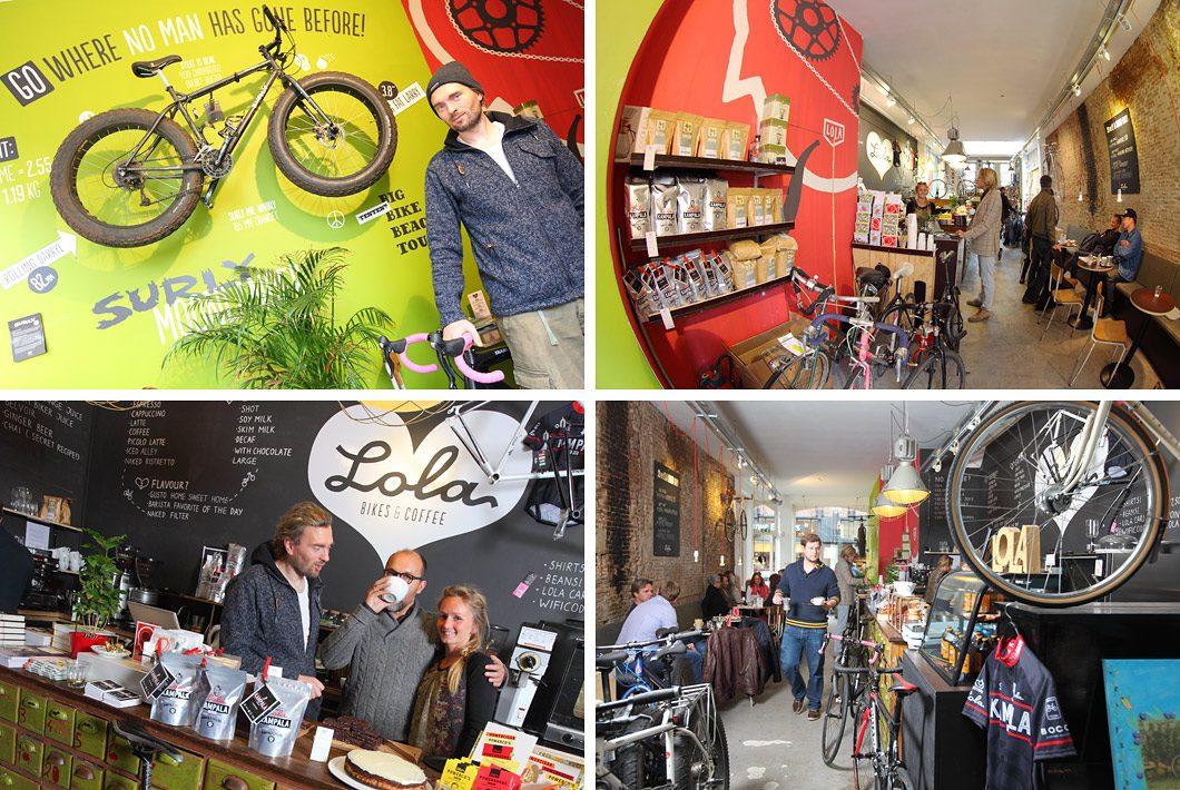 Fotografie van winkel in Den Haag