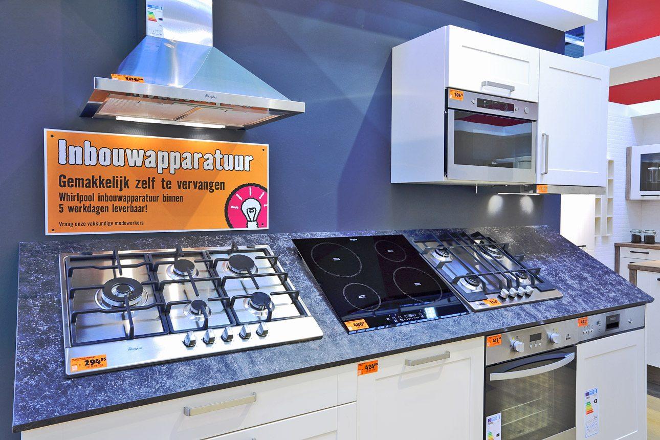keuken winkel inrichting fotografie