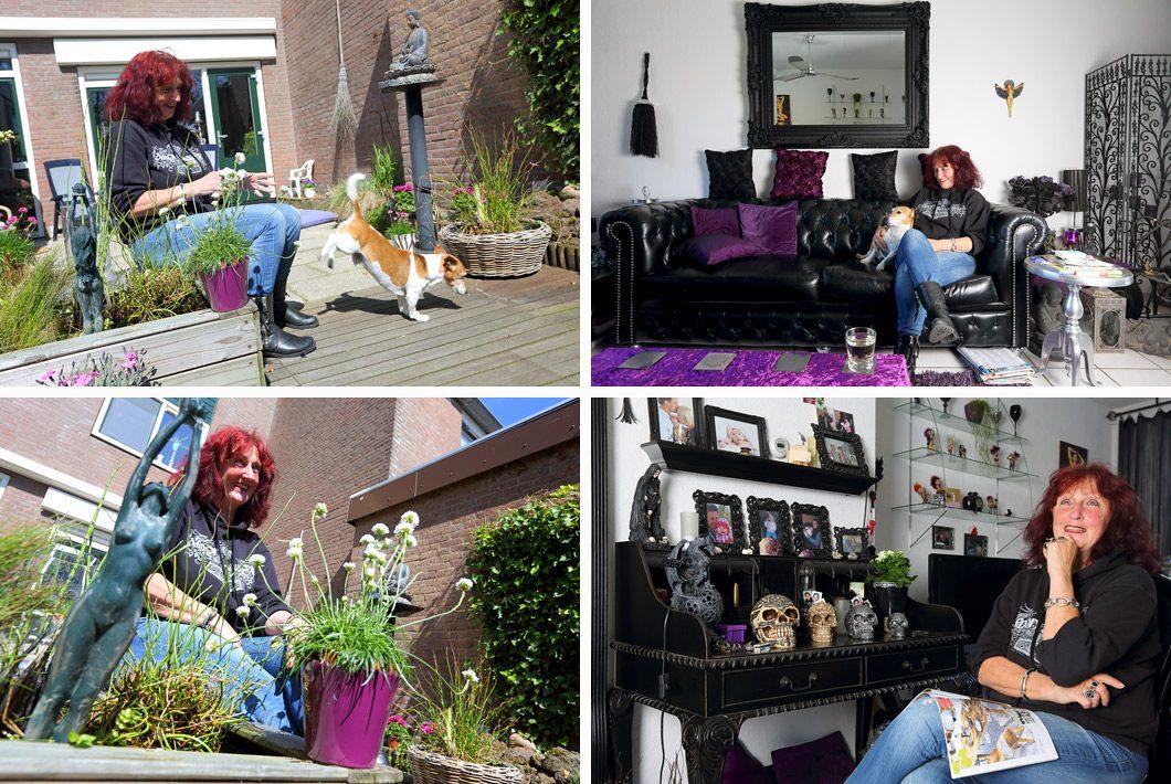 Interieurfotografie bij mensen thuis, woningcorporatie fotografie