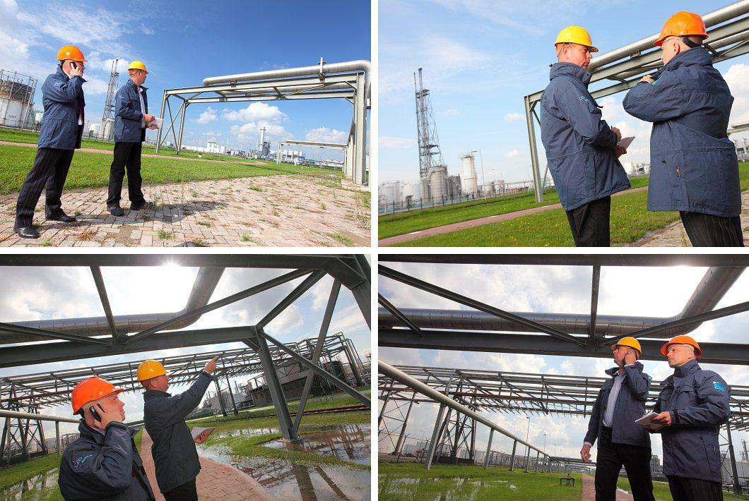 Bedrijfsfotografie Bedrijfsreportages industrie fotografie Rotterdam