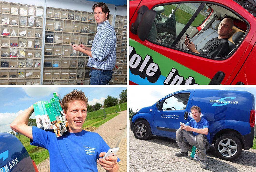 Bedrijfsfotografie van bedrijfsfotograaf te Den Haag