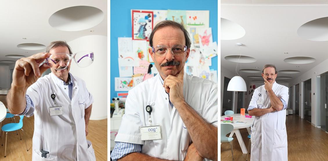 portetfotografie medisch personeel