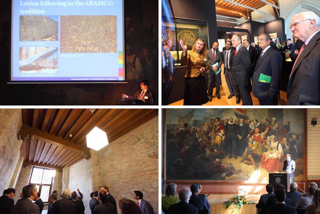 Bedrijfsfotografie tijdens een event in Leiden