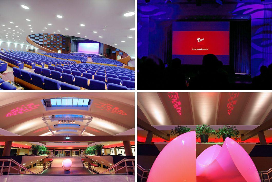 congresfotografie World Forum Den Haag
