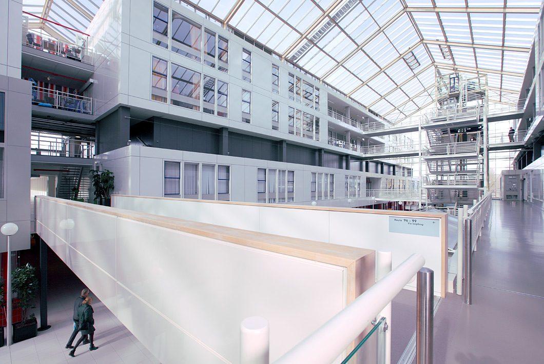 Ziekenhuis interieur fotografie