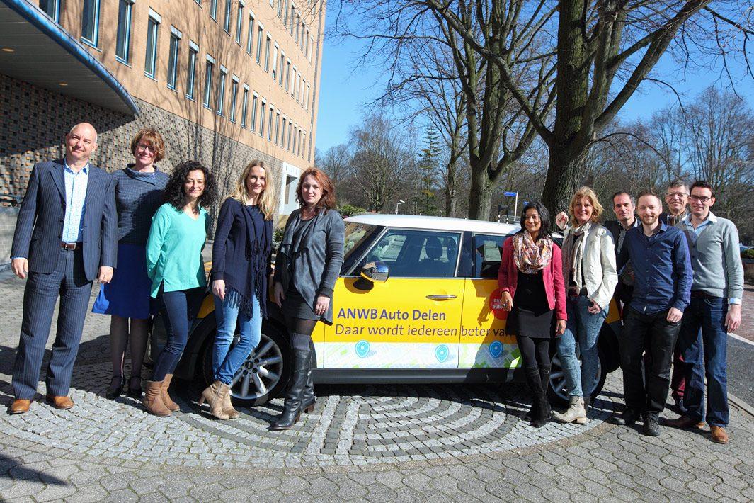 Groepsfotografie Den Haag
