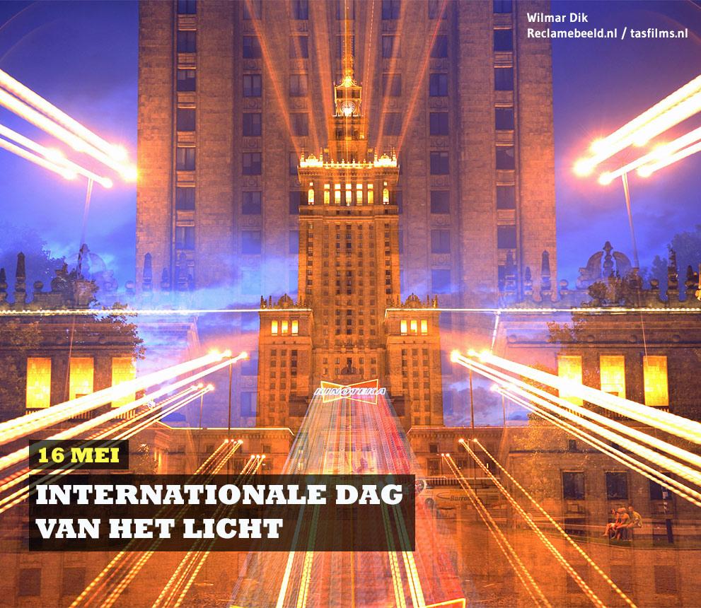 VN Internationale dag van het licht