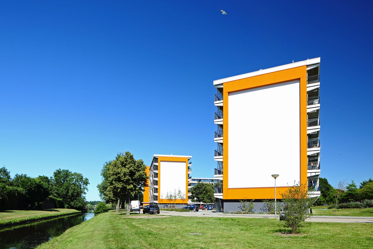 fotografie voor woningcorporatie Rotterdam