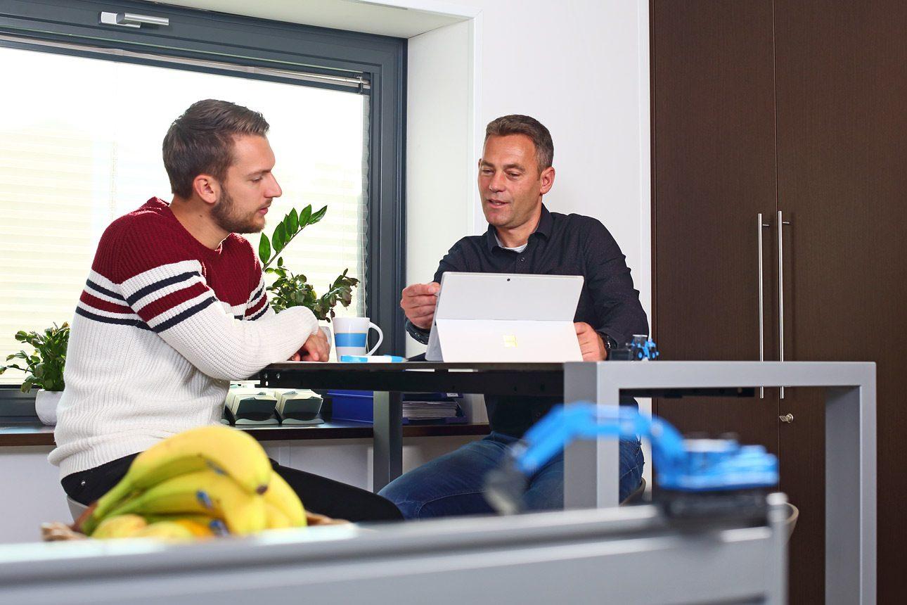 fotografie op kantoor, fotografie van personeel