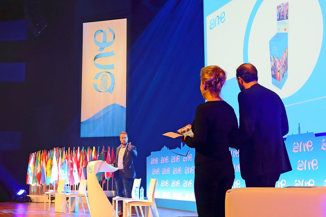 conference The Hague, world forum, photography