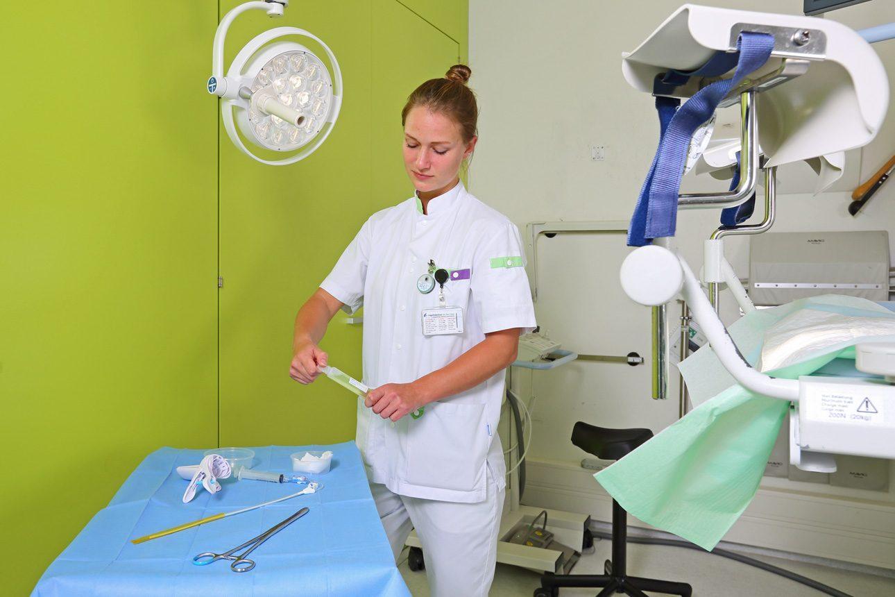 Foto van medisch personeel