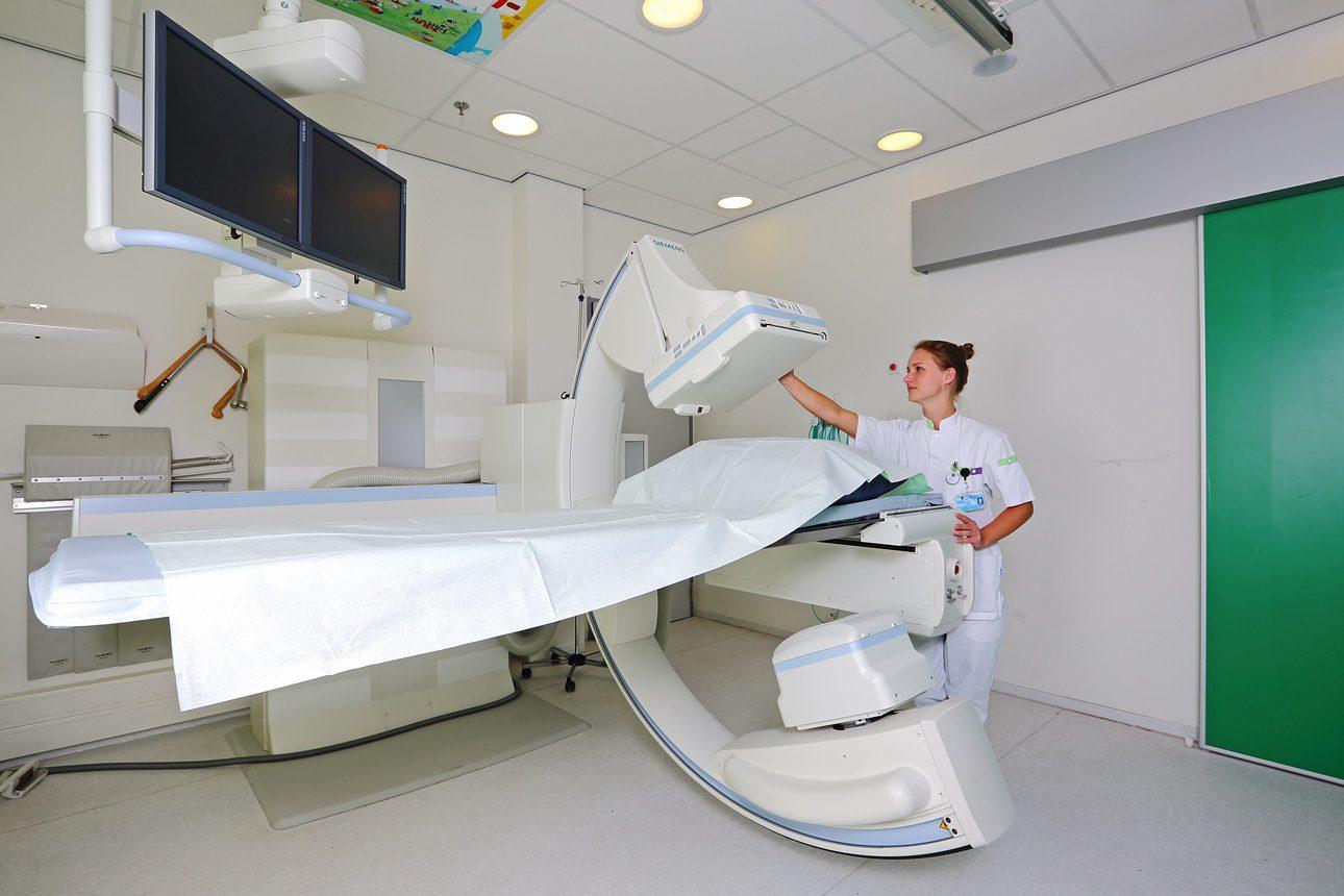 Fotografie van medisch personeel