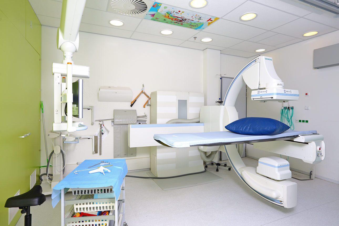 fotografie van personeel in ziekenhuis Den Haag