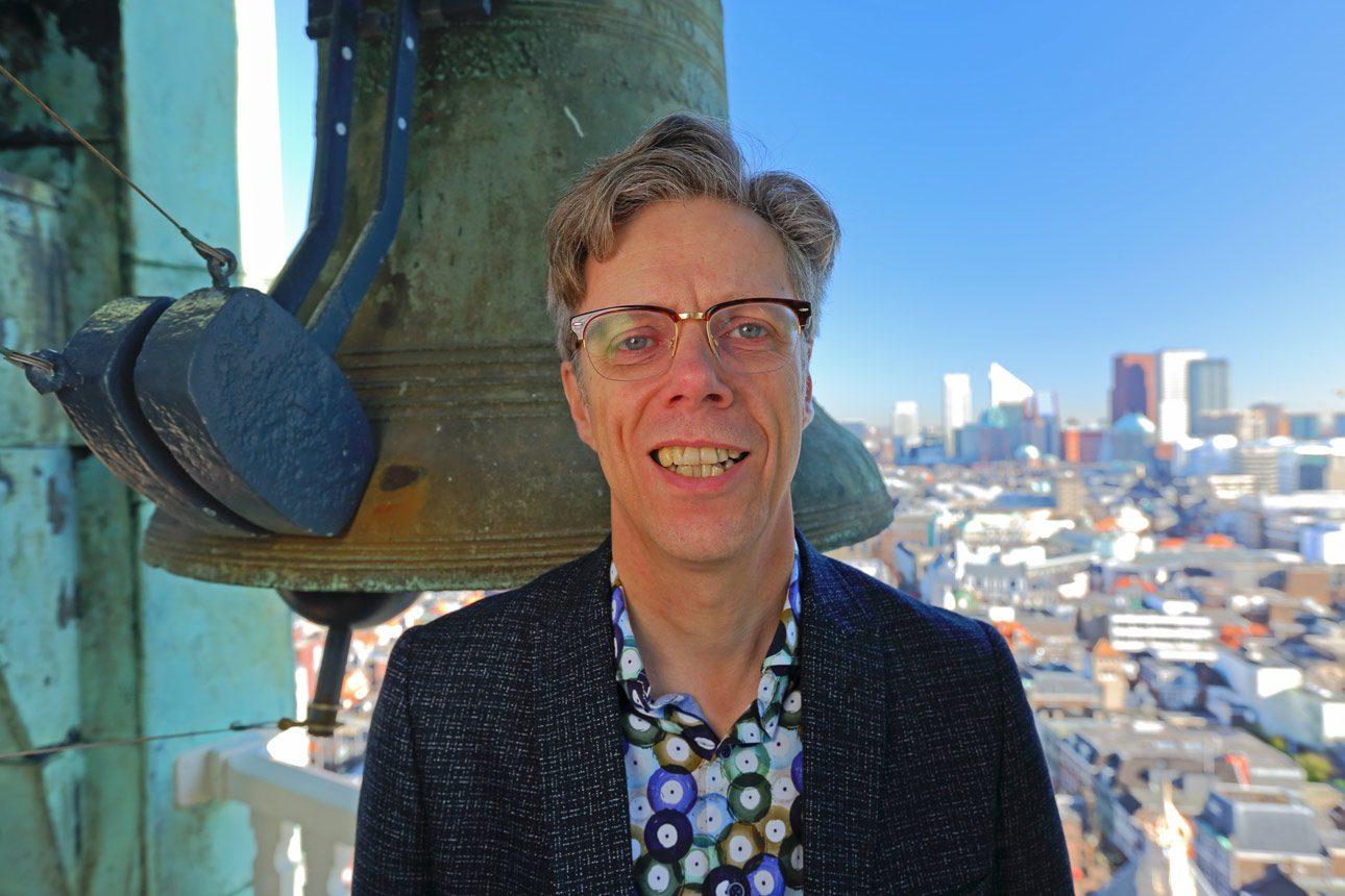 fotografie reportage van het carillon bij de grote kerk