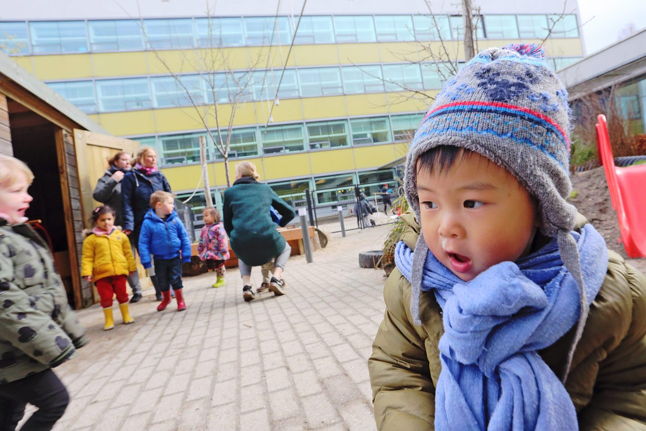 kinderopvang fotografie Kinderdagverblijf