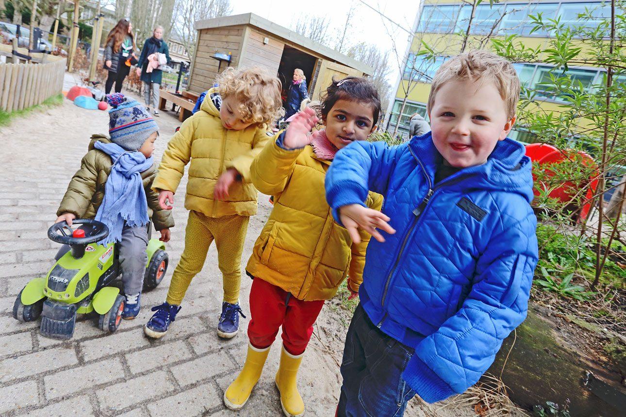 kinderopvang fotografie Kinderdagverblijf foto's