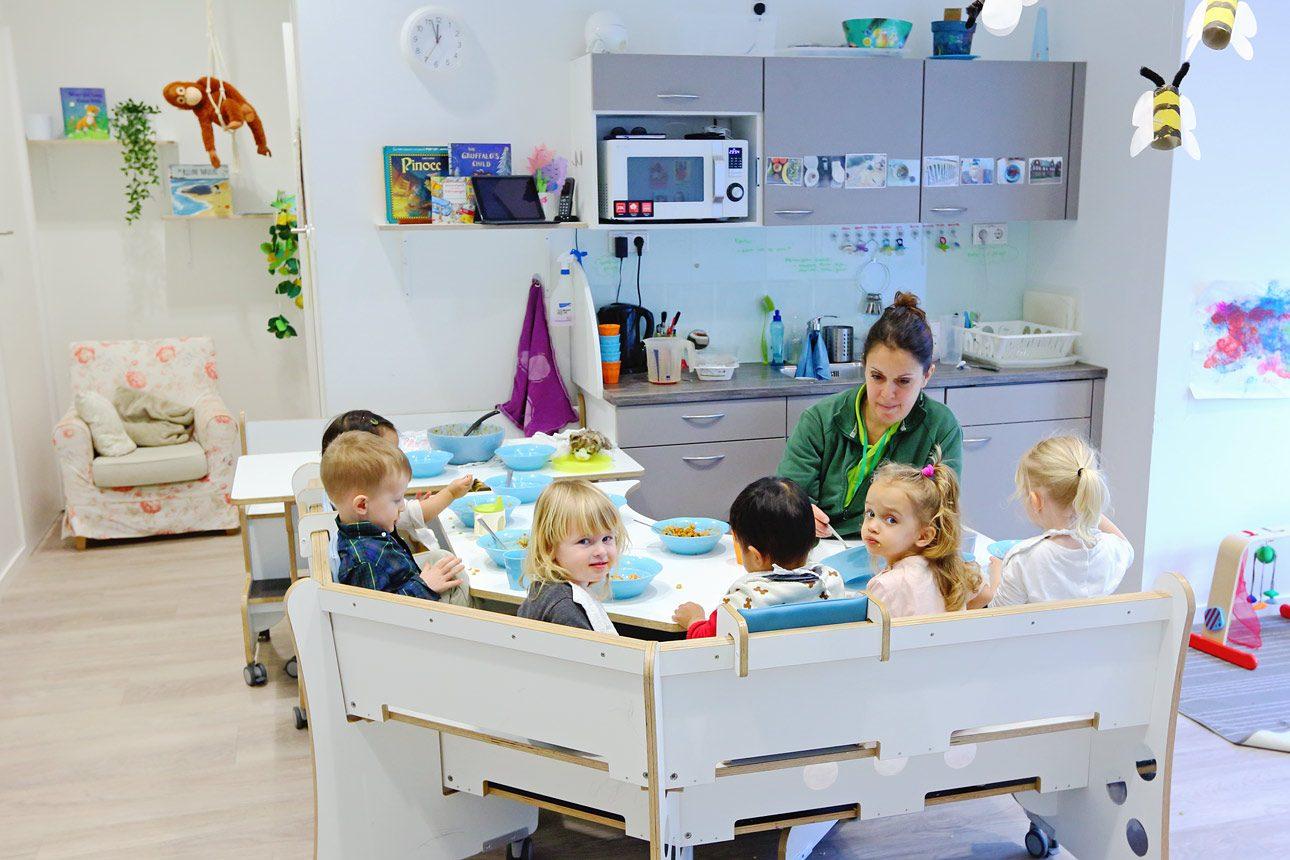 fotografie van een kinderdagverblijf