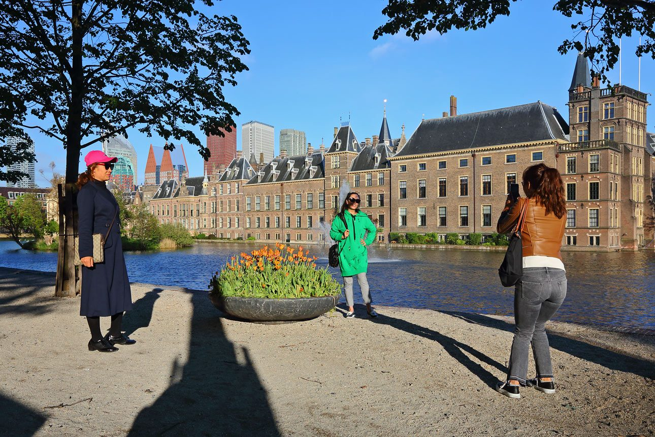 The Hague city by photographer in The Hague