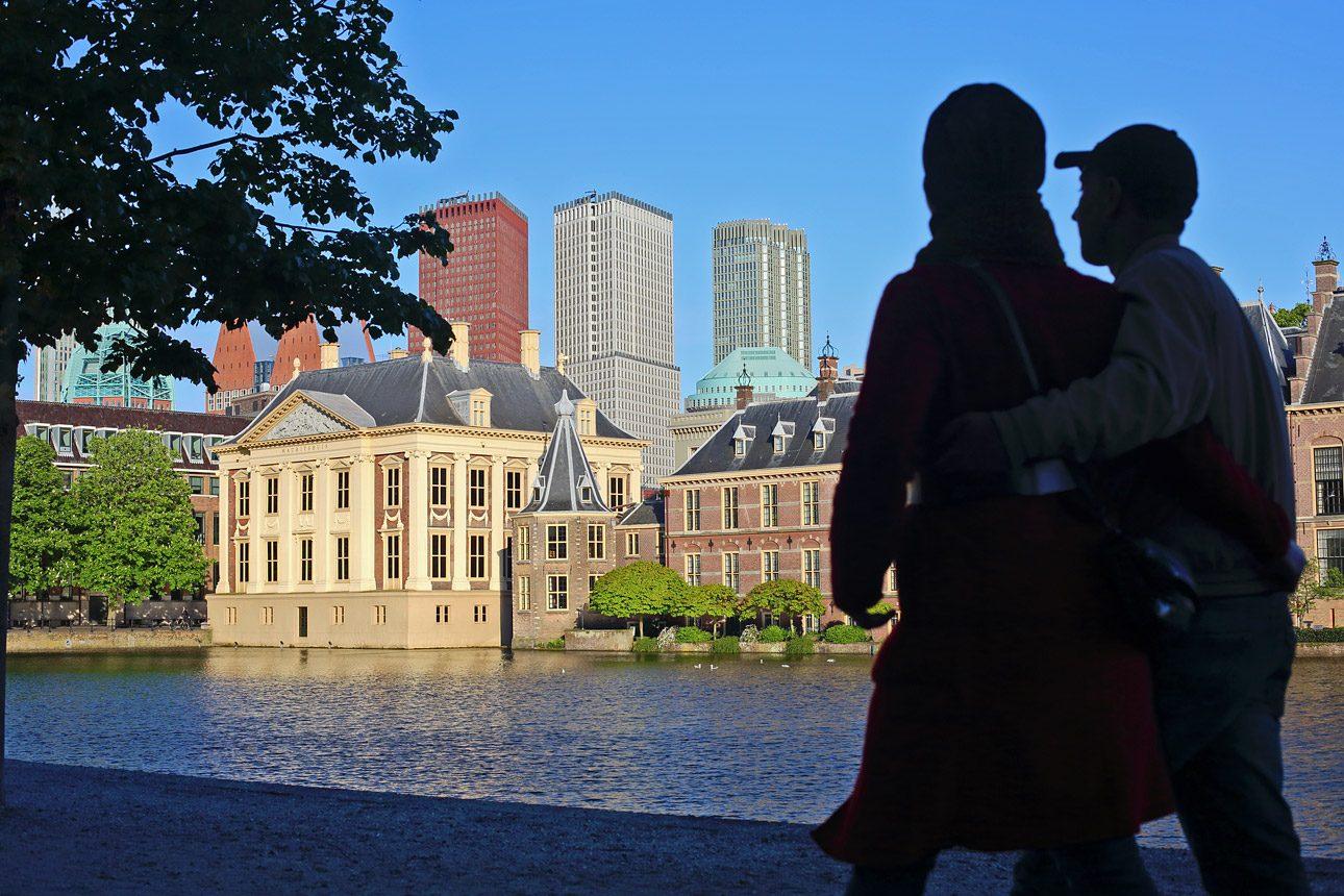 Straatfotografie Den Haag van fotograaf in Den Haag centrum