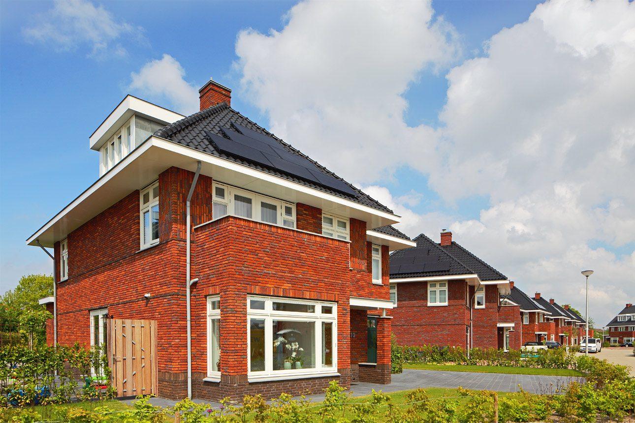 Fotografie van woningbouwprojecten. Fotograaf voor nieuwbouwprojecten