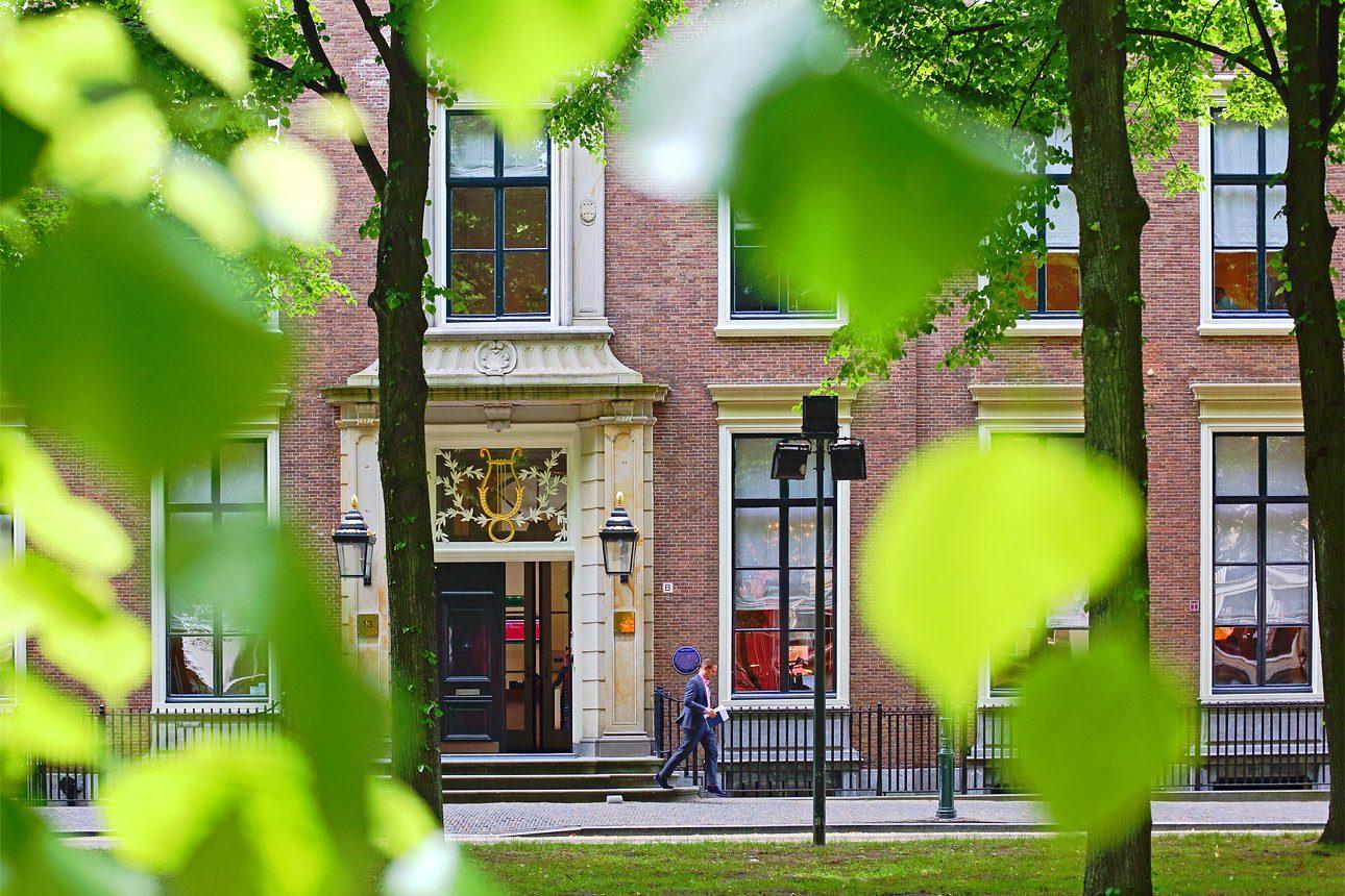 Architectuurfotografie in Den Haag