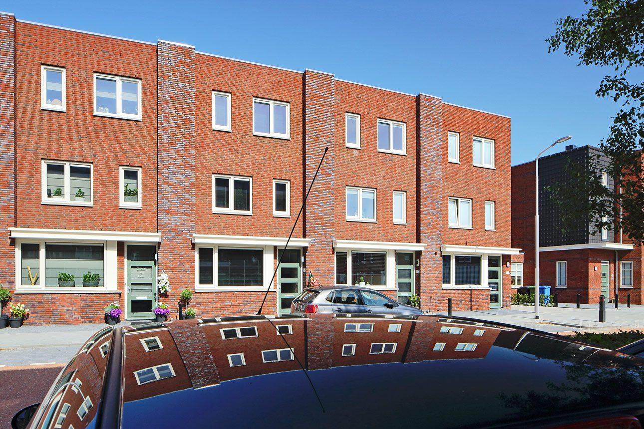 Nieuwbouwproject fotografie Zuid Holland