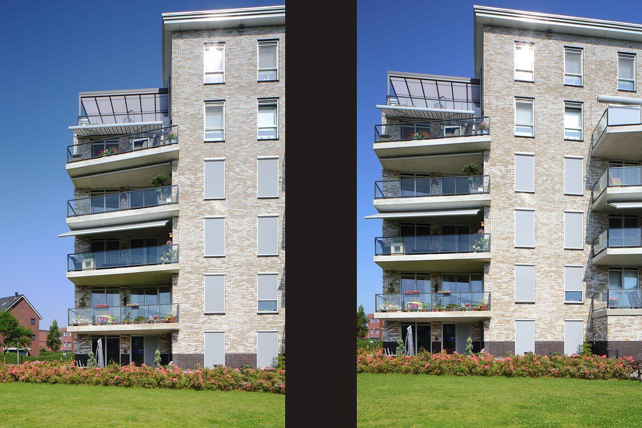 Fotograaf voor nieuwbouwproject woningen