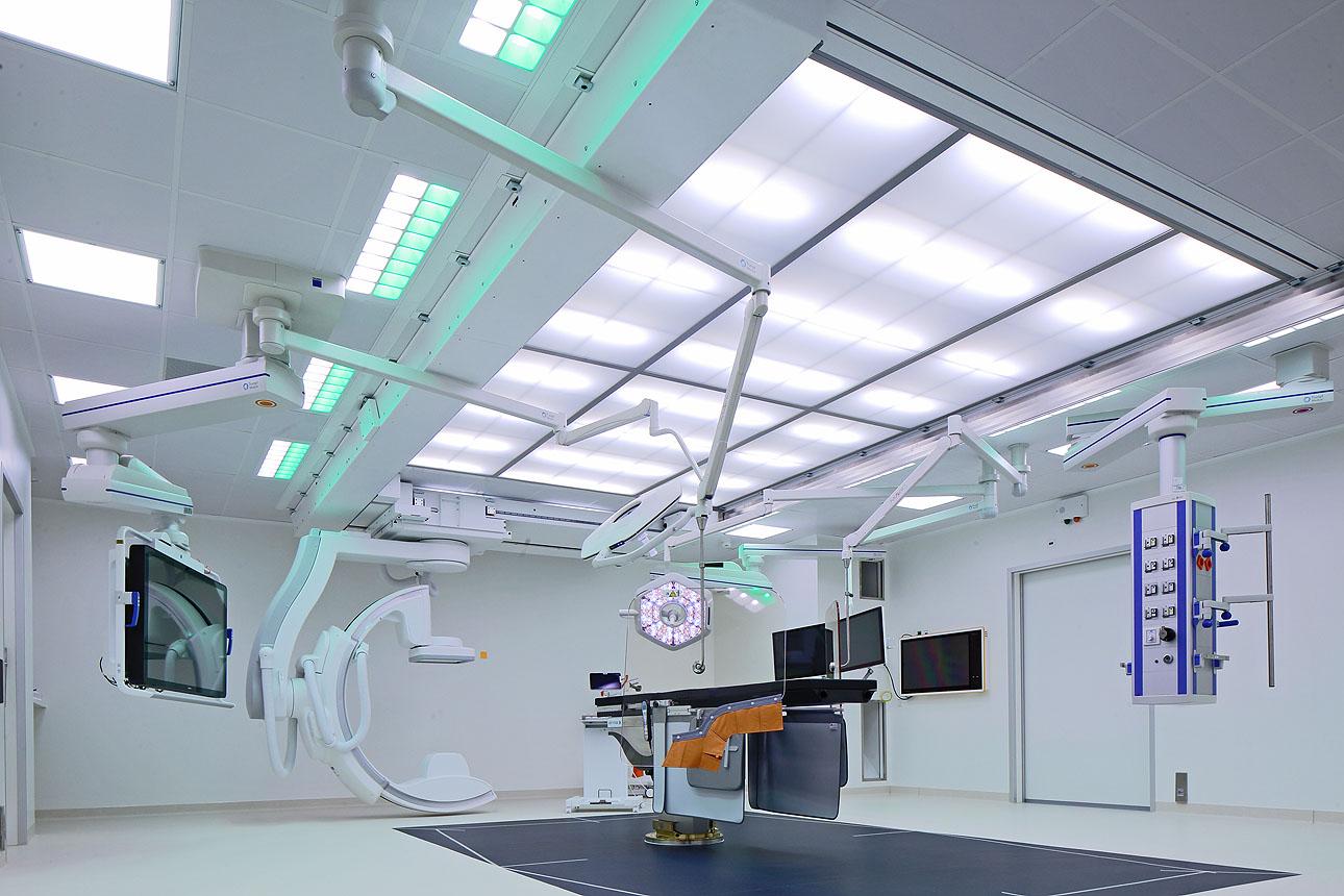 Ziekenhuis fotografie operatie kamer ok