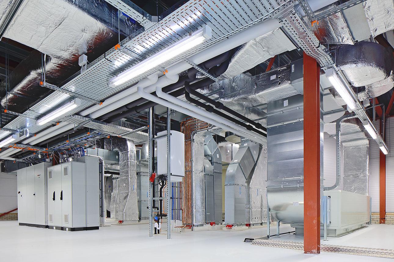 technische installatie fotografie installatietechniek