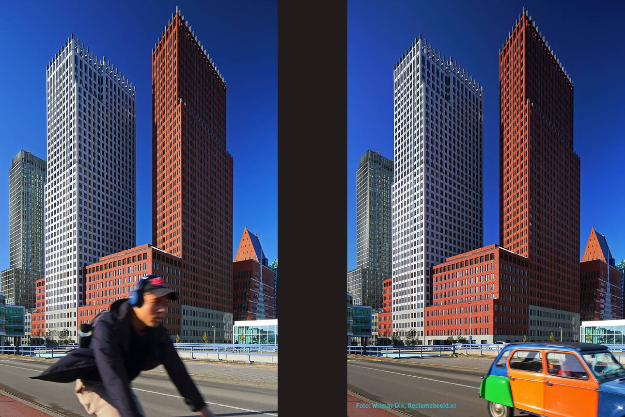vrij werk fotografie architectuur
