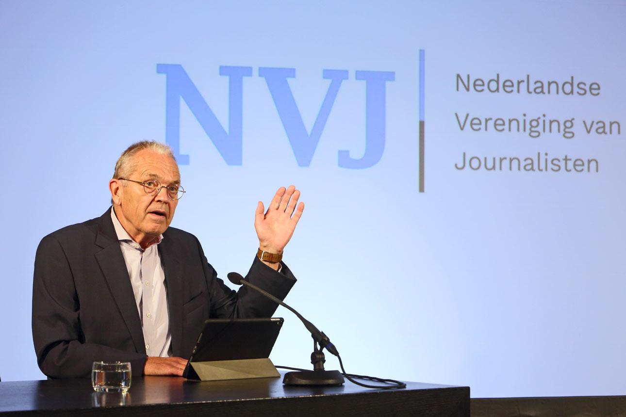 Politiek Den Haag fotografie Nieuwspoort ALV NVJ