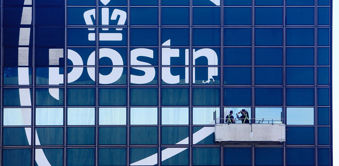 bedrijfsfotografie in Den Haag voor PostNL