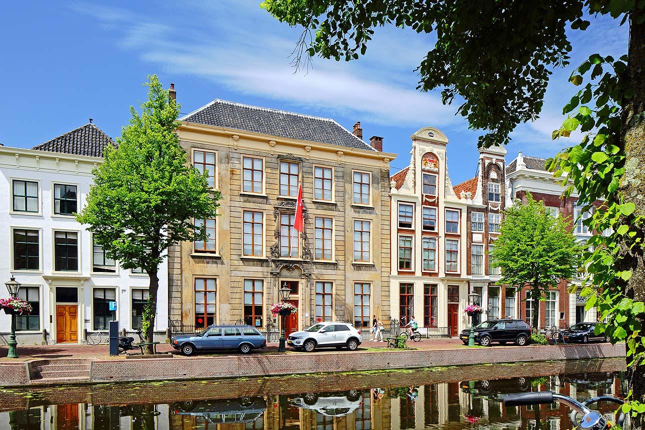 architectuur foto woningcorporatie Leiden