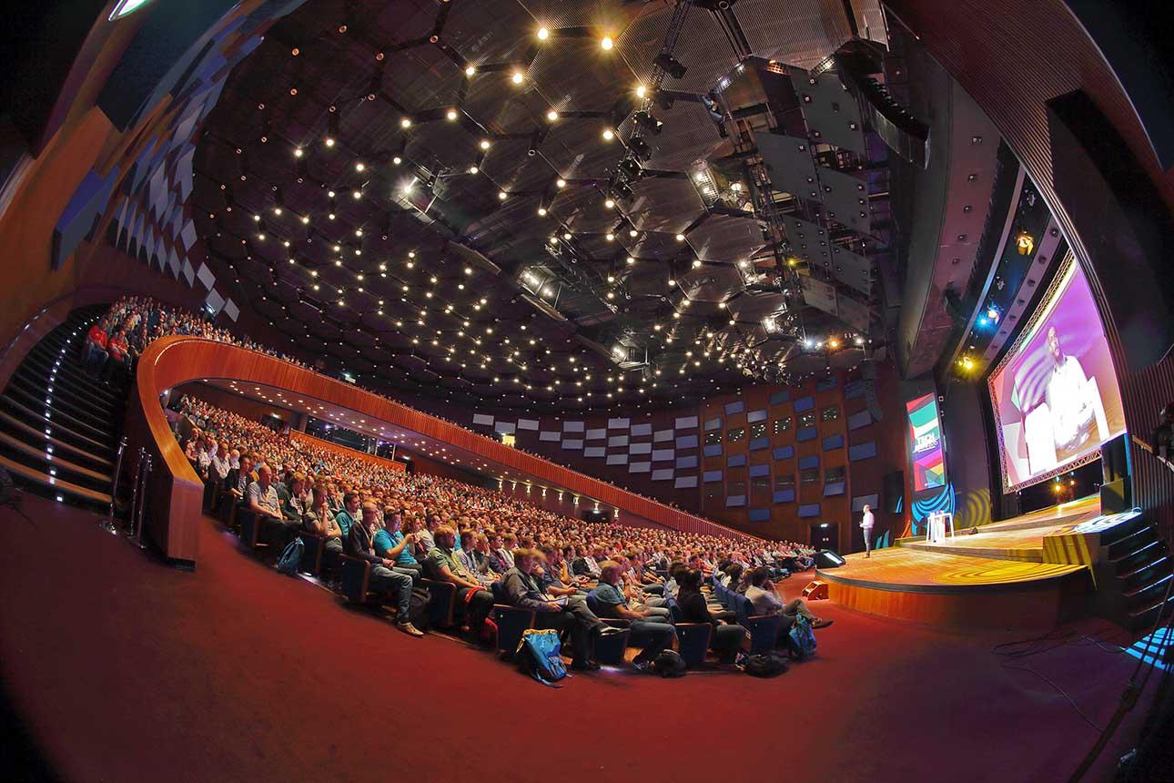Congresfoto Den Haag World Forum