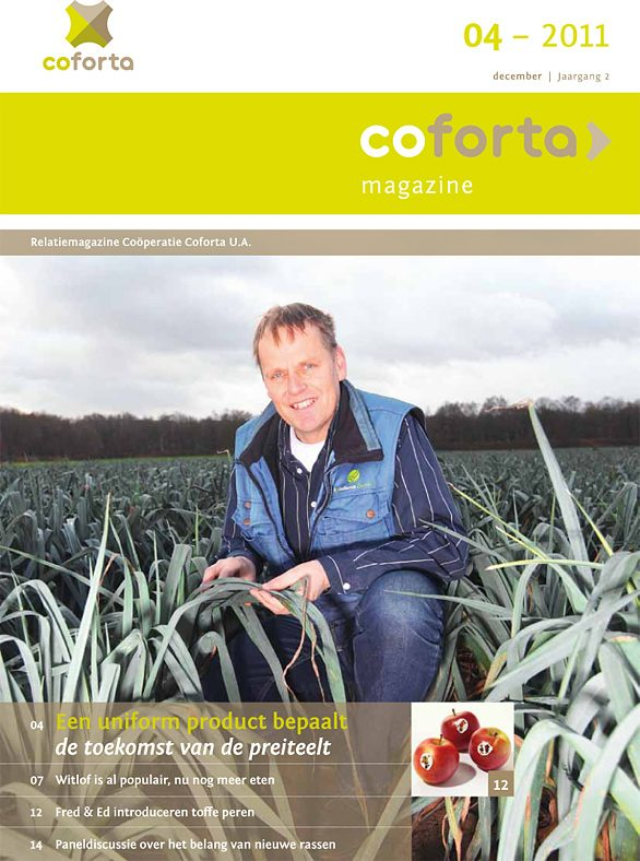 Fotografie voor Coforta magazine