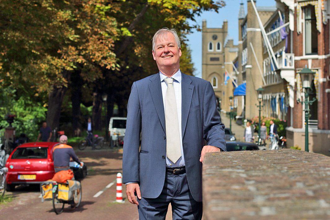 Portretfotografie in het centrum van Den Haag