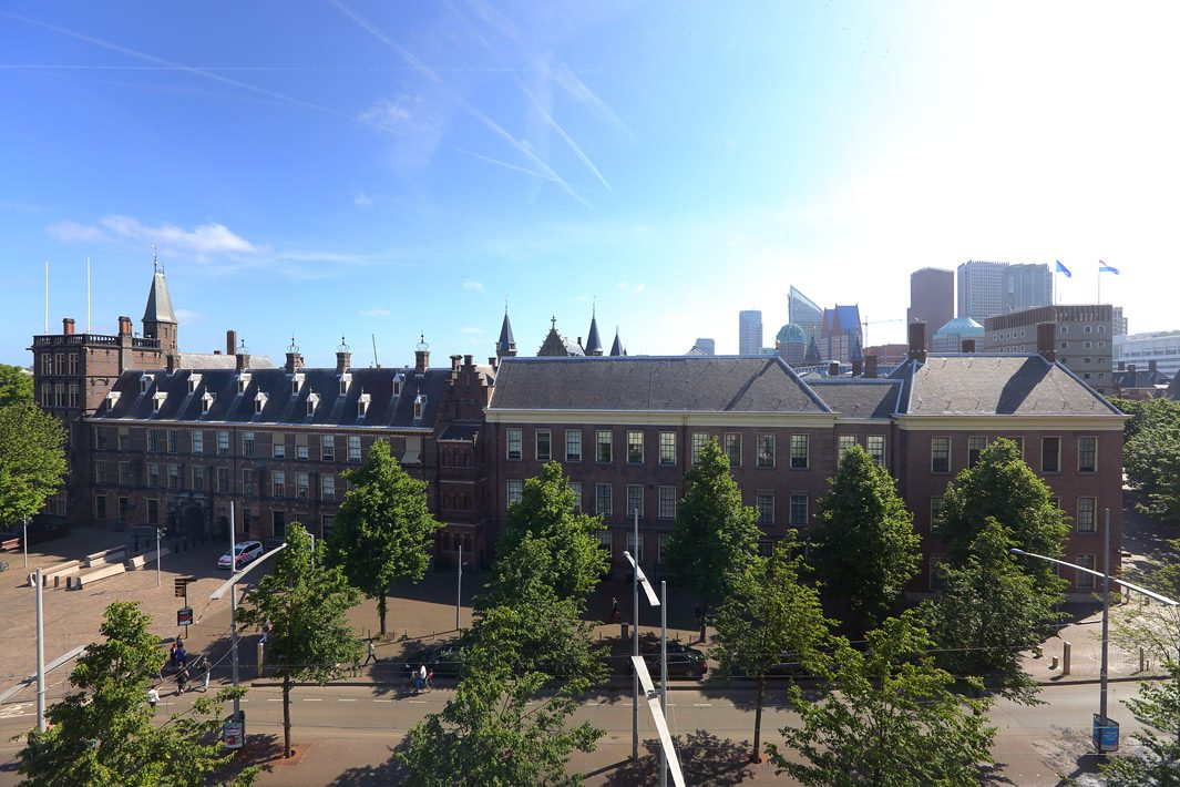 Den Haag fotografie binnenhof