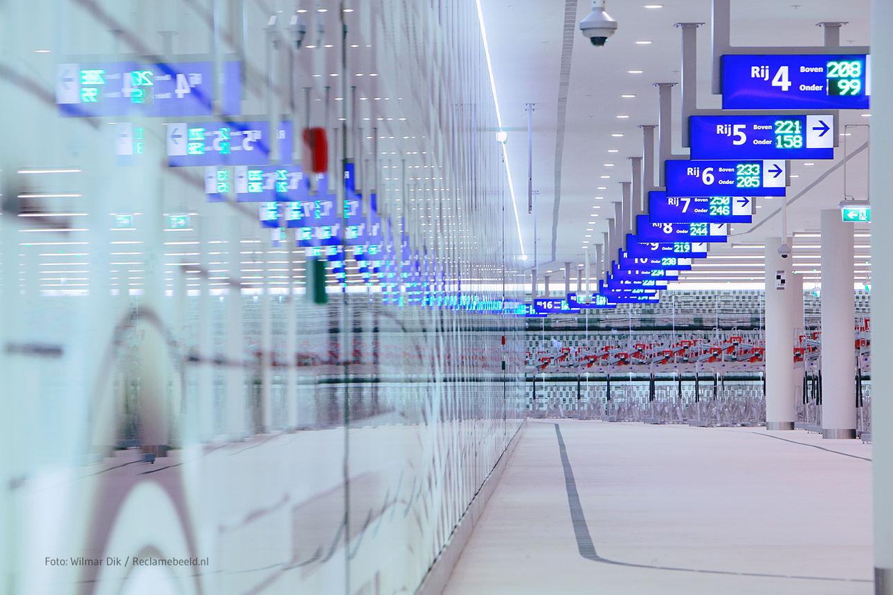 Fietsenstalling Den Haag centraal station